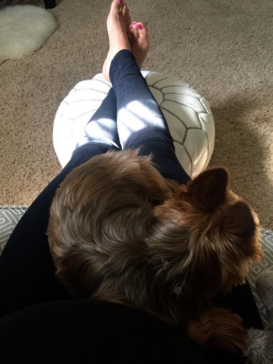 Millie is a fan of Morocco!
